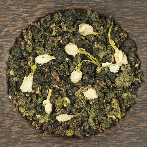Зеленый десертный чай Улун жасминовый ЧАЙ ИП Кавацкая М.А. 0,1кг