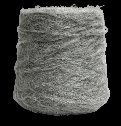 Пряжа Incatop Alpaca Suri 01 серый