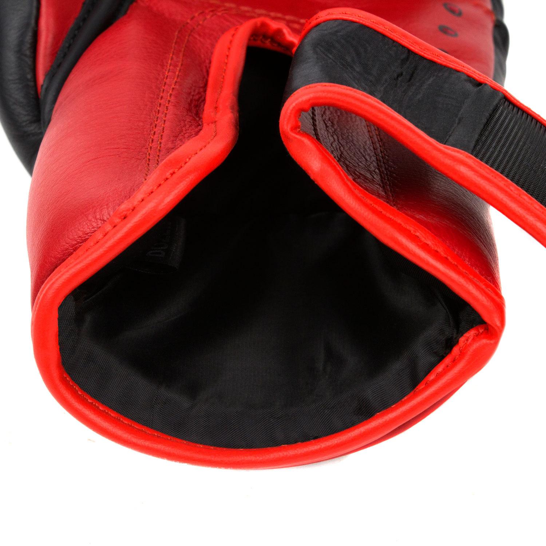 Перчатки Dozen Dual Impact Bk/R подкладка