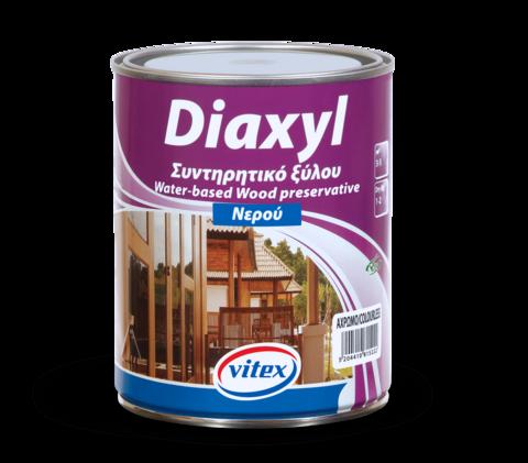 Покрытие защитное для дерева алкидное Diaxyl Water