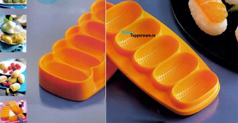 Форма «Нигири» оранжевая