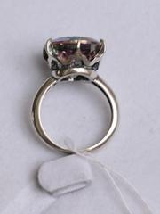 Физалис (кольцо + серьги из серебра)