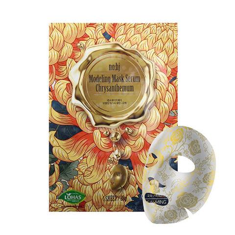 no:hj Chrysanthemum Modeling Mask Serum Фольгированная маска с экстрактом хризантемы