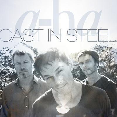 A-HA: Cast In Steel