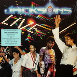 The Jacksons / Live (2LP)