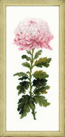 Набор для вышивания крестом «Нежный цветок» (1425)