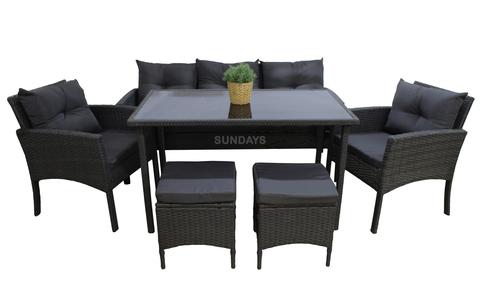Комплект садовой мебели Sundays LUC-75