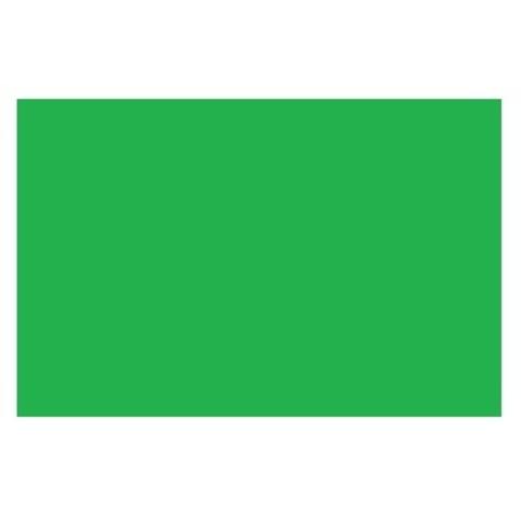 Доска разделочная VALEX  500х350х15мм полипропилен ( Зеленая ).
