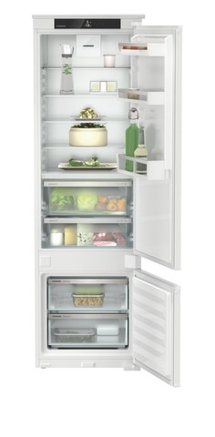 Встраиваемый двухкамерный холодильник Liebherr ICBSd 5122