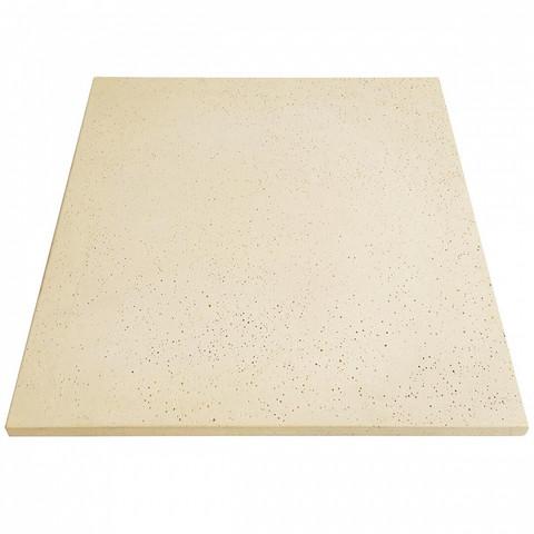 Террасный камень Carobbio Oasi 50x50x2.5 см, песочный / 26628