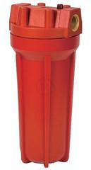 """Комплект PS 891O1-О34-PR-BN (колба рыжая, вход 3/4"""", для гор.воды, картридж), Райфил"""