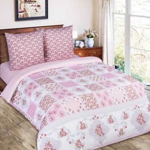 Поплин 150 см 10256/1 Парижанка компаньон - цветы (ткань на наволочках)