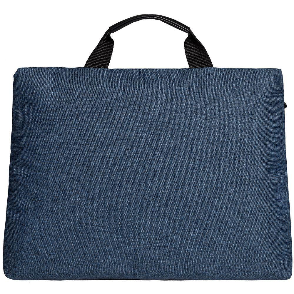 Burst HotDoc Document Bag, blue