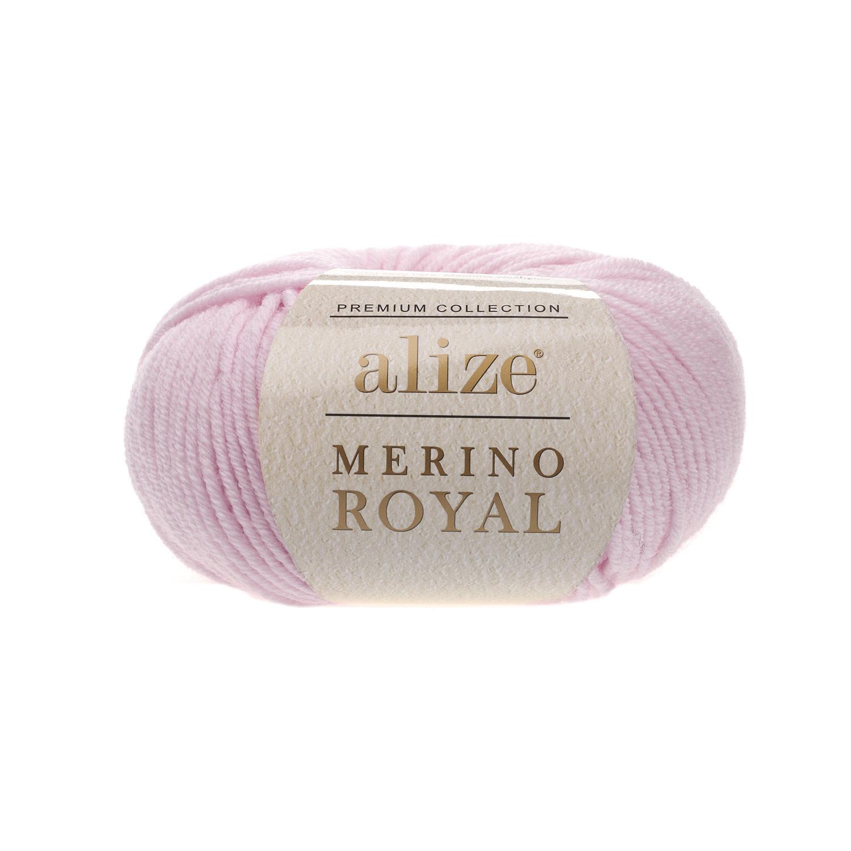 Alize Merino Royal светло-розовый 31