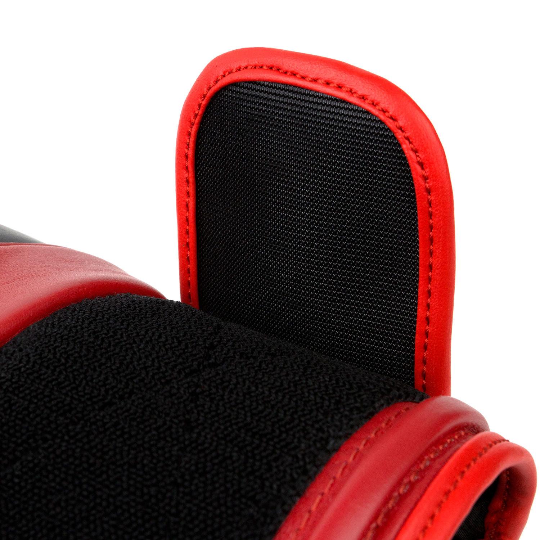 Перчатки Dozen Dual Impact Bk/R липучка крючки