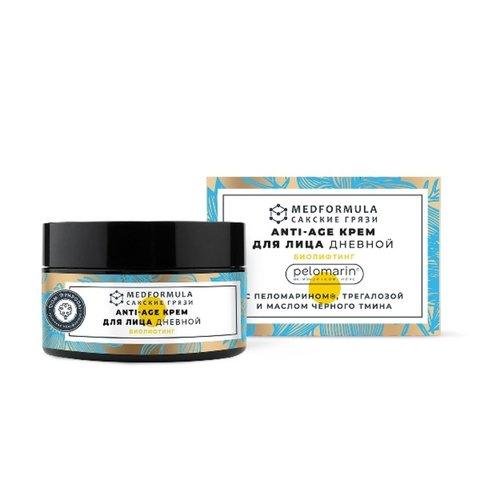 Дневной крем для лица «ANTI-AGE Биолифтинг» для зрелой кожи ™Мануфактура Дом Природы