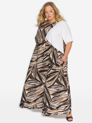 Платье изо льна Диана