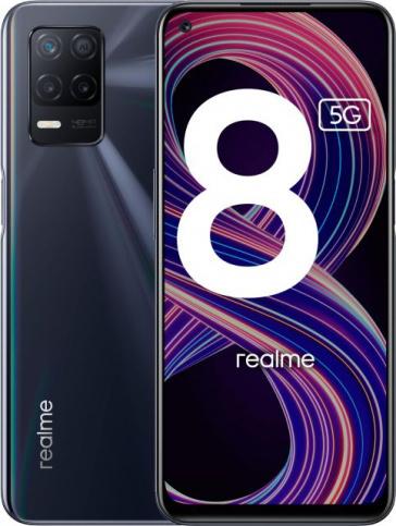 "Realme 8 5G Realme 8 ""5G"" 4/64GB Black (черный) black1.jpeg"