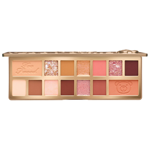 Too Faced Teddy Bare It All Eyeshadow Palette