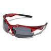 Очки солнцезащитные 2K SB-12049  (красный глянец / дымчатые)