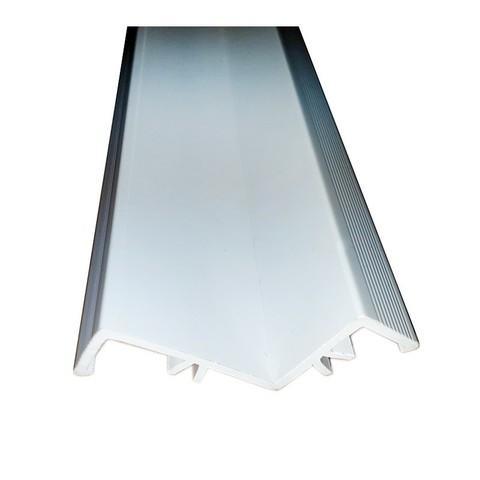 Опорный профиль ПВХ универсальный 35 мм 1 метровый