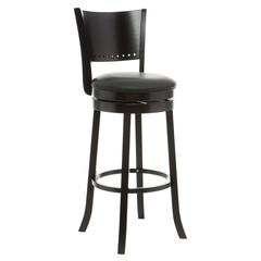 Барный стул Флер (Fler) Black  Венге/Черный
