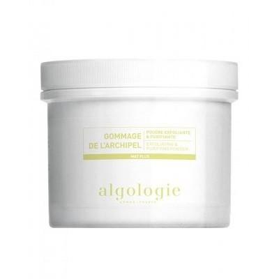 Algologie Линия для жирной кожи: Очищающая порошковая маска-эксфолиант для жирной и смешанной кожи лица (Exfoliating & Purifying Powder), 75г