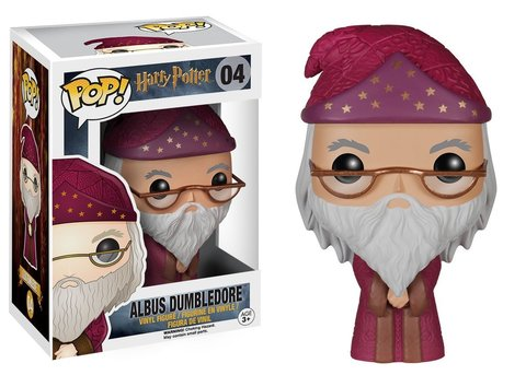 Фигурка Funko POP! Vinyl: Harry Potter: Albus Dumbledore 5863