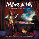 Marillion ‎/ Early Stages - The Highlights - The Official Bootleg Collection 1982-1988 (2CD)