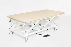 Массажный стол с электроприводом КСМ-042э с Регистрационным удостоверением