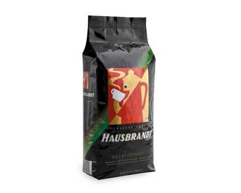 Кофе в зернах Hausbrandt Decaffeinato, 1 кг