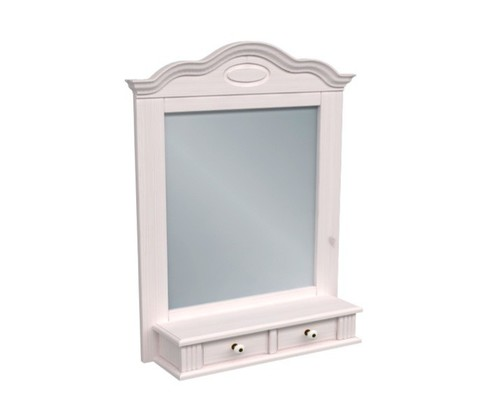 Зеркало из массива Синди