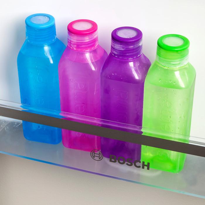 """Бутылка для воды Sistema """"Hydrate"""" 1л, цвет Розовый"""