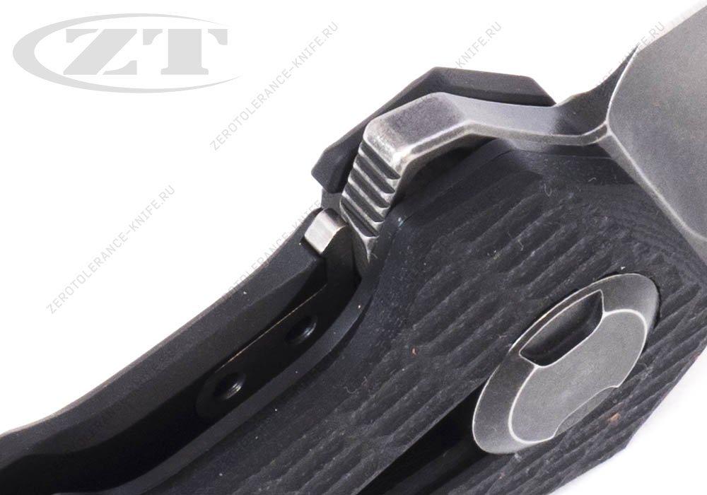 Нож Zero Tolerance 0308BLKTS - фотография