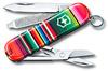 Нож-брелок Victorinox Classic LE 2021, 58 мм, 7 функций, Mexican Zarape