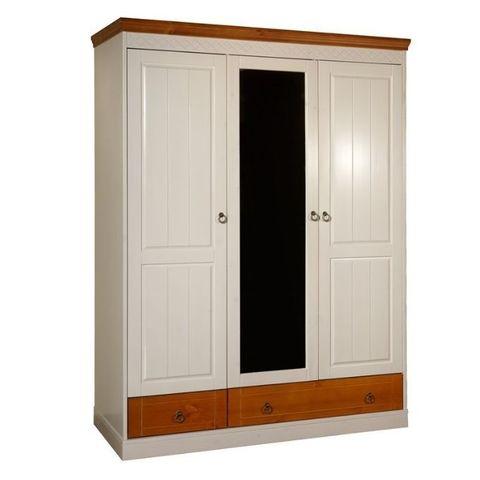 Шкаф 3-створчатый Дания №1