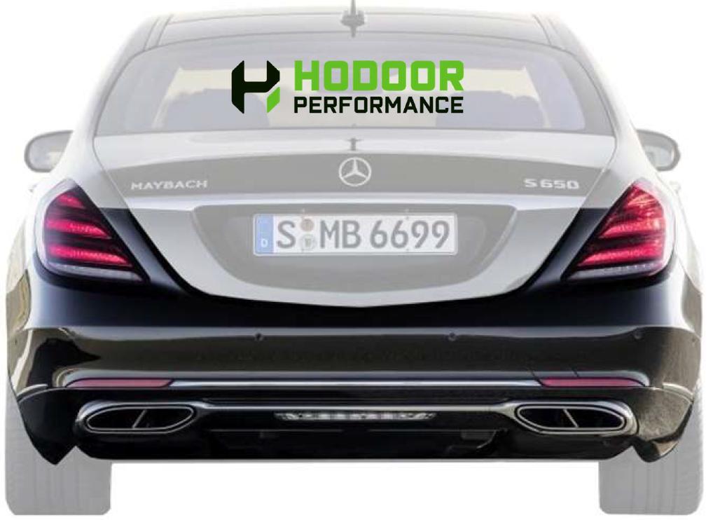 Рестайлинг комплект Mercedes-Benz W222 Maybach