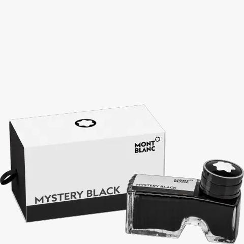 Чернила в бутылочке, Mystery Black (105190)