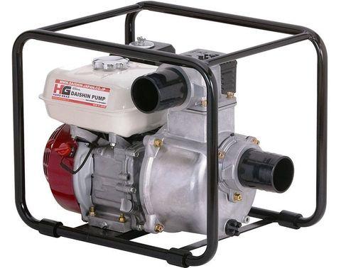 Мотопомпа бензиновая Daishin SCR-100HX