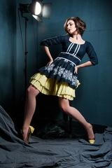 Пелагея. Платье женское. PL-193