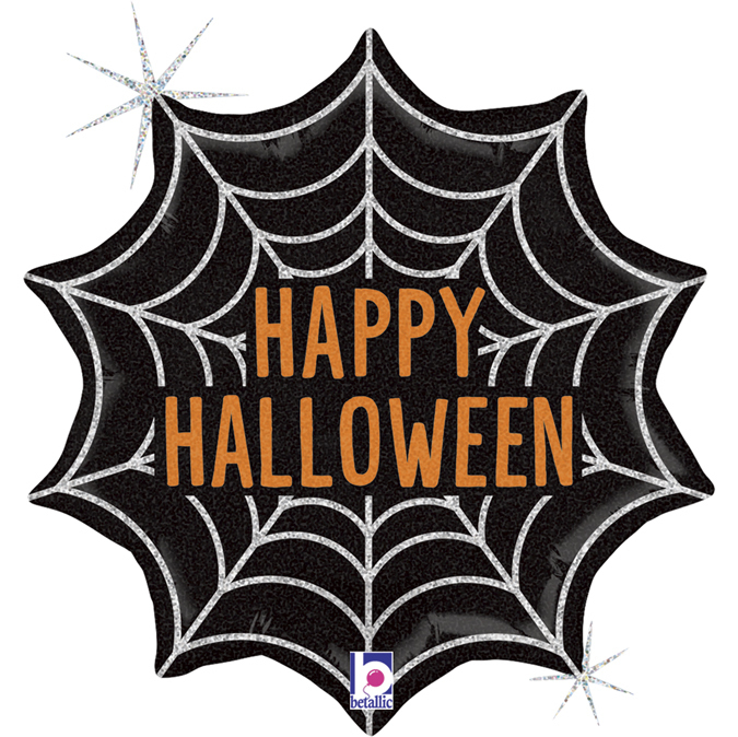 Паутинка на Хэллоуин
