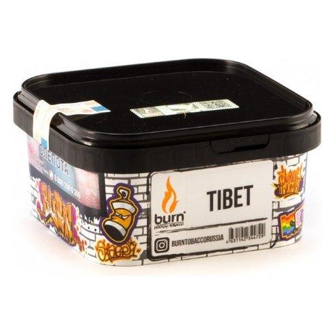 Табак Burn Tibet (Индийские Специи) 200г