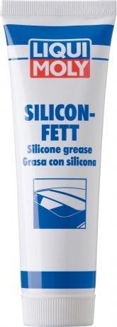 Liqui Moly Silicon-Fett Силиконовая смазка (паста)