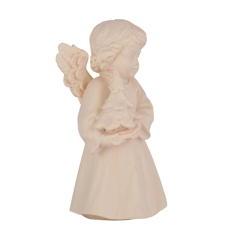 Ангел Рождества с ёлкой