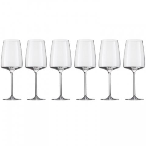 Набор фужеров для шампанского «Sensa», 388 мл