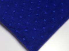 Эластичная сетка с мушками, синий (Арт: ESМ-1832)