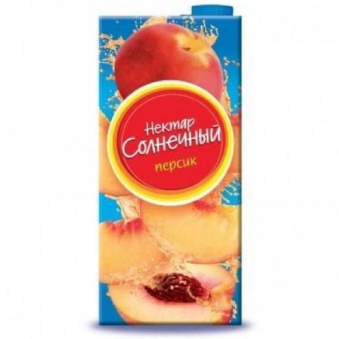 Напиток НЕКТАР СОЛНЕЧНЫЙ Абрикос 0,95 л т/п КАЗАХСТАН