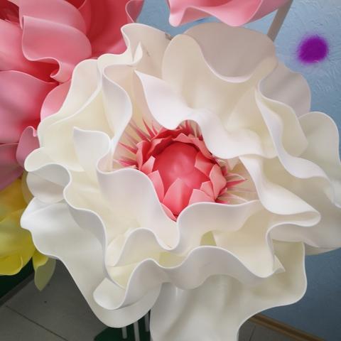 Изолон для цветов 3 мм, белый, ширина 1м (1м2)