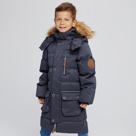 Premont зимнее пальто WP72360 DARK GREY