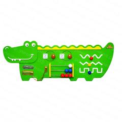 Бизиборд «Крокодильчик»